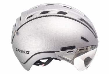 Casque CASCO ROADSTER-TC Argent