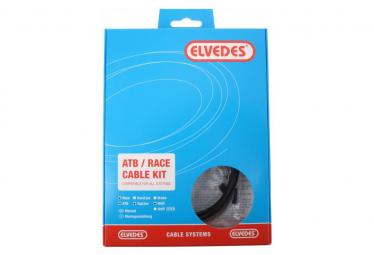 Elvedes Shifting Kit / Basic Black