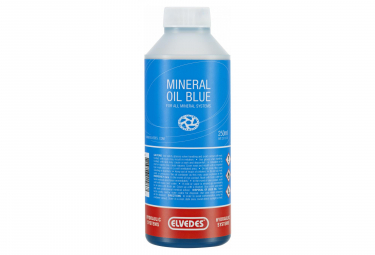 Elvedes Mineral Oil System / 250 mL/ Blue