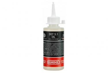 Liquide de Frein Elvedes DOT 5.1 Oil / 100mL