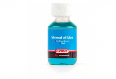 Elvedes Mineral Oil Blue   100ml