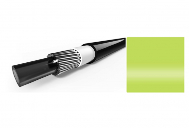 Elvedes 10m Gear Cable With Green Liner 4 2mm