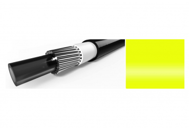 Elvedes 10m Gear Cable With Neon Yellow Liner 4 2mm