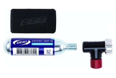 BBB EasyAir Co2 Inflator