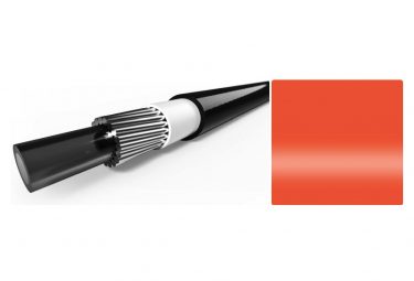 Elvedes 10m Gear Cable with Orange Liner 4.2mm