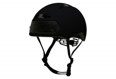 TORCH LED Helmet Rear Front Leb Black