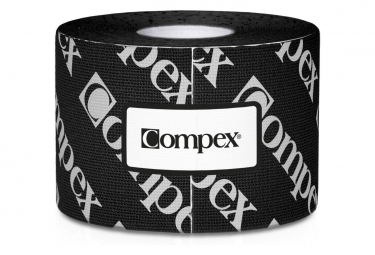 Compex Taping Band Black 5cm x 5m