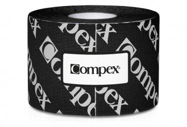 Bande de Taping Compex Tape Noir 5cm x 5m