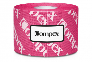 Compex Taping Band Pink 5cm x 5m