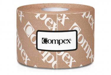 Bande de Taping Compex Tape Beige 5cm x 5m