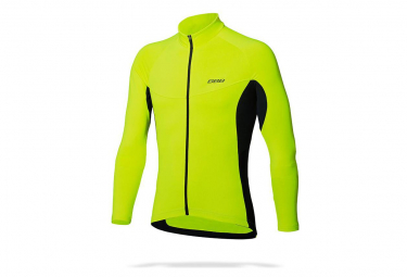 Maillot Manches Longues BBB Transition Jaune