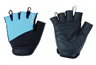 BBB CoolDown Summer Gloves Black Blue