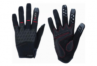 BBB FreeZone memory foam Summer glove Black