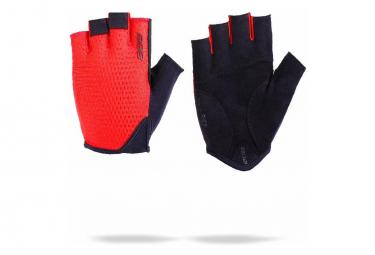 BBB Racer Summer Gloves Red