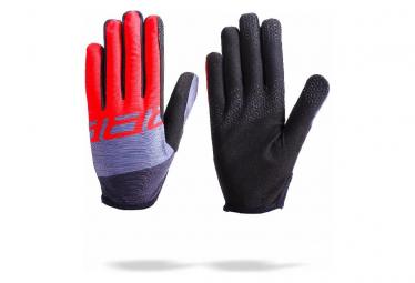 Bbb Summer Glove Litezone Grey Red Xxl