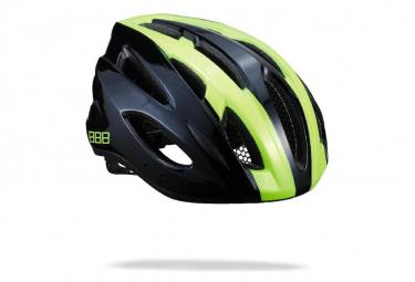 Bbb Condor Helmet Black Yellow M  54 58 Cm