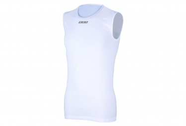 BBB Underwear Summer without sleeves CoolLayer White