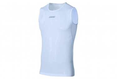 BBB Underwear Summer without sleeves MeshLayer White