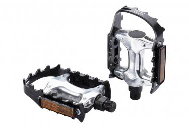 BBB pedals Mount&Go Black