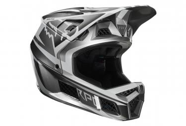 Fox Rampage Pro Carbon Helmet Bst Grey