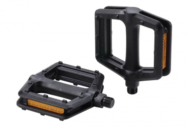 BBB TrailRide Composite Pedals Black