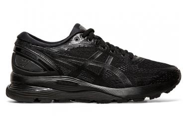 Asics Shoes Run Gel Nimbus 21 Black Women