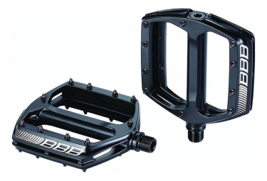 BBB Platform pedals CoolRide Black