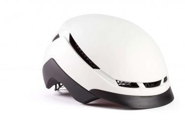 Helmet City Bontrager Charge WaveCel White
