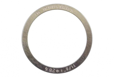 Entretoise de Direction Elvedes Type MW006 1-1/8'' - 0.25mm