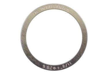 Entretoise de Direction Elvedes Type MW006 1-1/8'' - 0.25mm