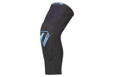 Seven Sam Hill Lite Black / Blue Knee Pads