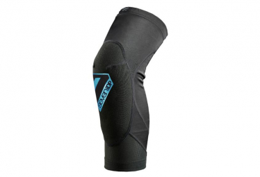 Knee Res Kids Seven Transition Black / Blue