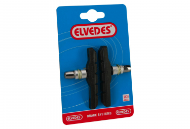 Elvedes Pair of V-Type Brakes 72mm