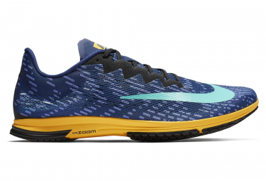 Nike Zoom Streak LT 4 Blue Yellow Unisex