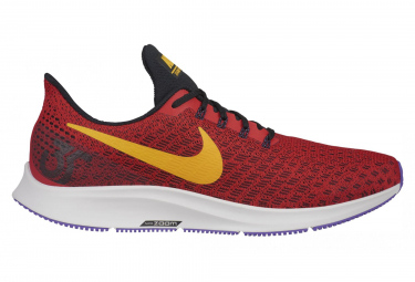 Nike Air Zoom Pegasus 35 Red Orange Men