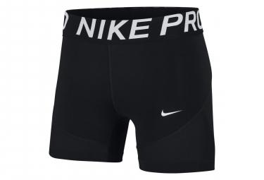 Mini-short Femme Nike Pro 13cm Noir