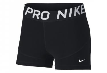 Mini-short Nike Pro 7.5cm Noir Femme