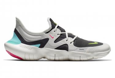 Zapatillas Nike Free RN 5.0 para Mujer Blanco