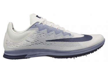 Nike Zoom Streak LT 4 Spike-Flat White Blue Unisex