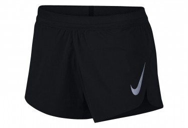 Nike Split Short Aeroswift Black Women