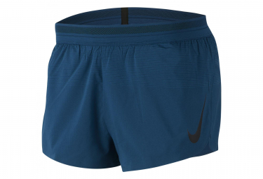 Nike Split Short Aeroswift 5cm Blue Men