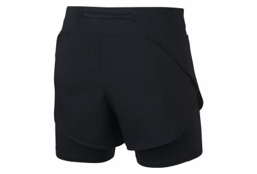 Short 2-en-1 Nike Eclispe 13cm Black Women