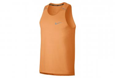 Nike Tank Rise 365 Orange Men