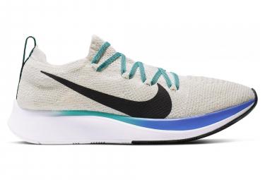 Nike Zoom Fly Flyknit White Blue Women
