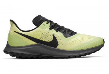 Nike Air Zoom Pegasus 36 Trail Yellow Grey Men