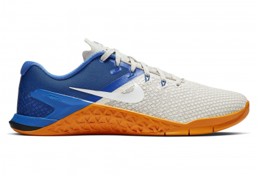 Chaussures de Cross Training Nike Metcon 4 XD Bleu / Orange