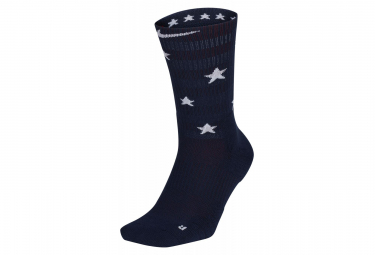 Nike Elite Blue Socks Unisex