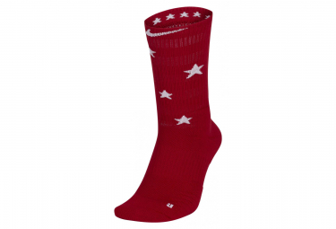 Nike Elite Socks Red Unisex
