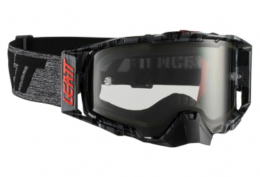 Leatt Velocity 6.5 Roll Off Gray Mask - Light Gray Screen