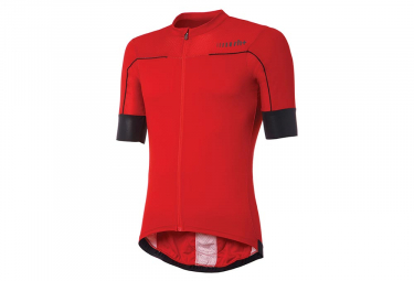 Zero rh+ Lapse Short Sleeves Jersey Red Black